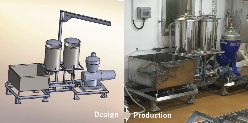 Engineering Design to Production
